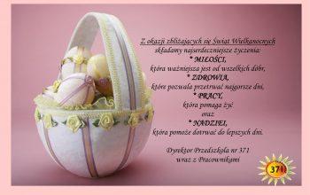Z okazji zbliżających się Świąt Wielkanocnych-1